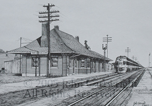 Fargo Train Station